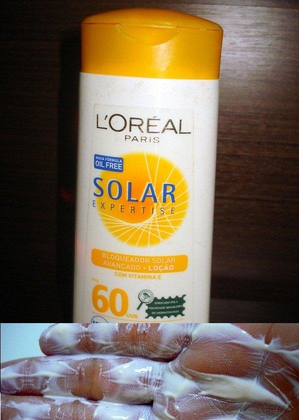 Protetor solar: Solar expertise