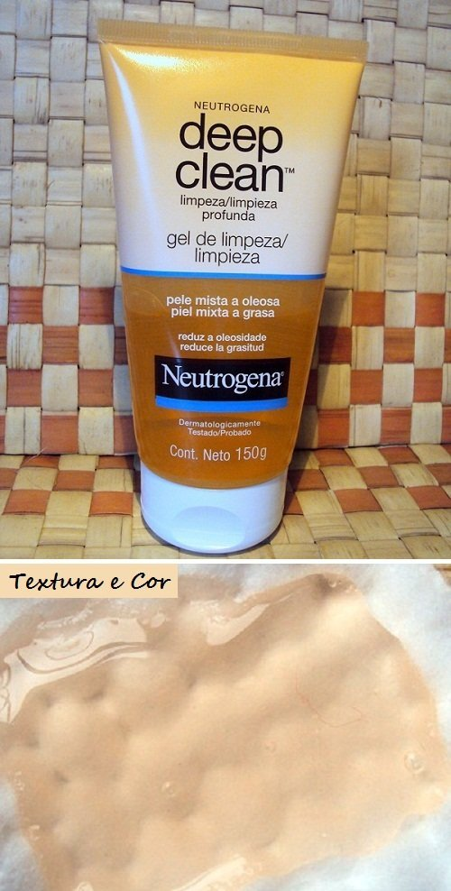 Deep clean Neutrogena