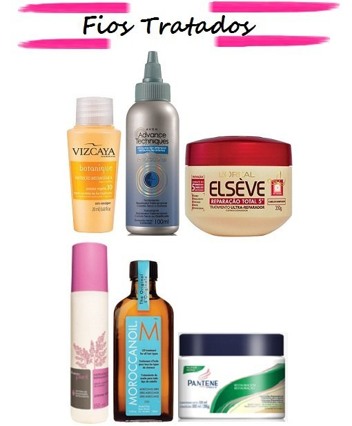 Prêmio Nova de beleza 2011: melhores cosméticos de cabelo - Fios Tratados