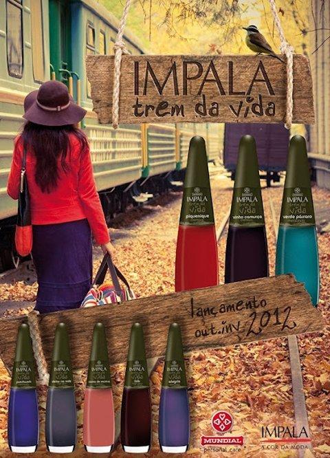 Coleção Impala Trem da Vida