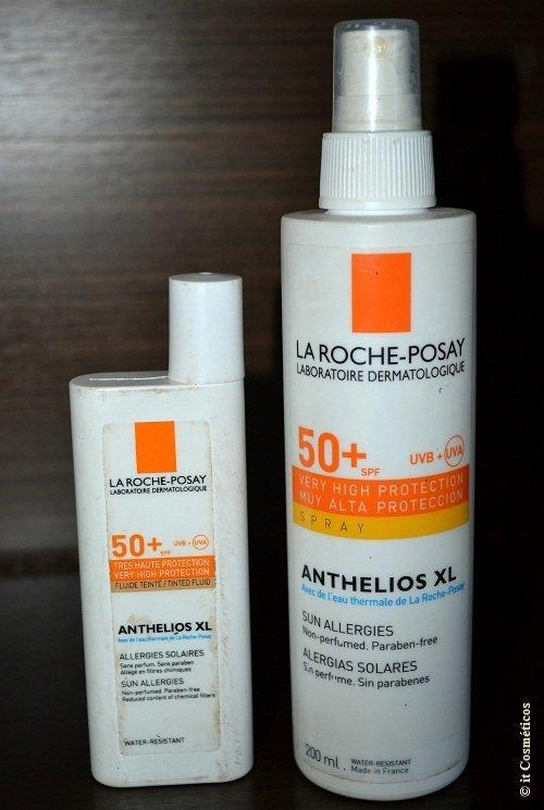 Protetor Solar Anthelios XL da La Roche-Posay