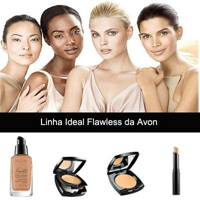 Avon Ideal Flawless