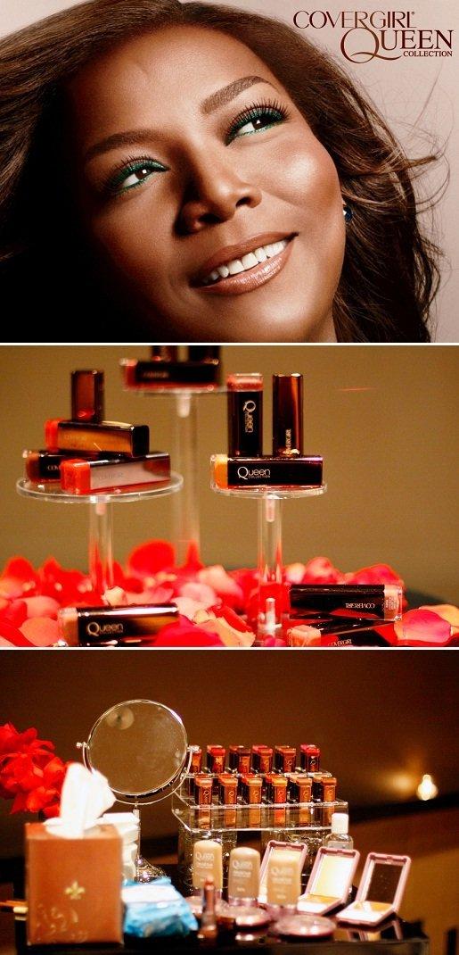 Compras nos EUA - maquiagem para pele negra CoverGirl Queen Collection