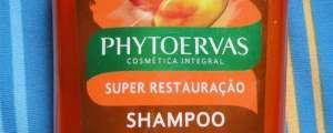Produtos para cabelos: Shampoo sem sulfato Phytoervas Super Restauração